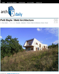 arch daily magaizne